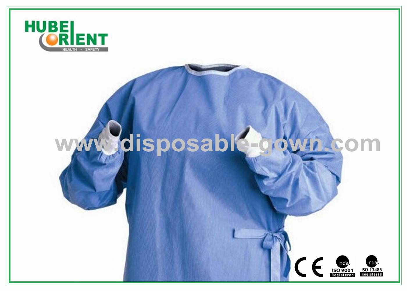 Anti-Durchdringende weiche wegwerf-chirurgische-Kleider